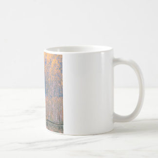 Autumn Aspen Splendor Jackson Hole Wyoming Coffee Mug