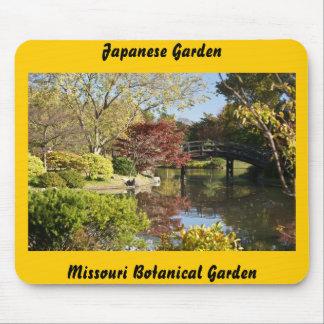 Autumn at Missouri Botanical Garden Mouse Pad