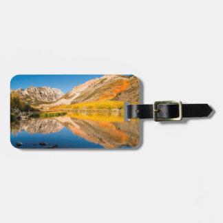 Autumn at North lake, California Luggage Tag