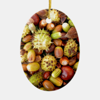 Autumn background ornament
