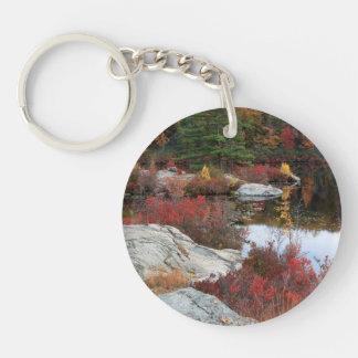 Autumn Bay Key Ring