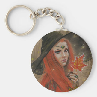 Autumn Beauty Key Ring