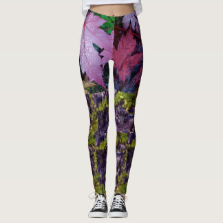 Autumn Beauty Leggings