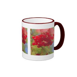Autumn Berries Coffee Mugs