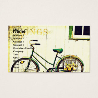 Autumn Bicycle Songs