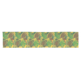 Autumn Birch Leaves Table Runners