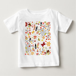 autumn birds baby T-Shirt