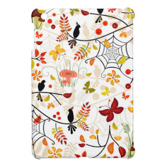 autumn birds case for the iPad mini