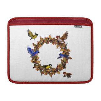 Autumn Birds Sleeve For MacBook Air