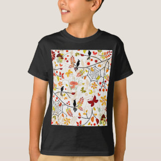 autumn birds T-Shirt