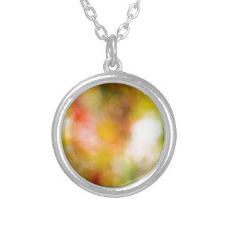 Autumn bokeh anpassningsbara smycken