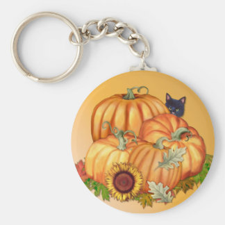 Autumn Bounty Keychains