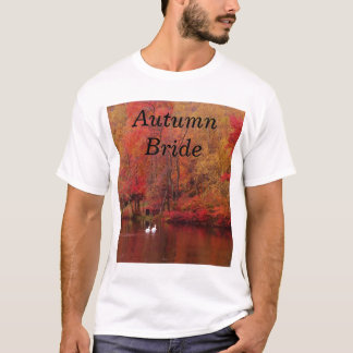Autumn Bride Tee Shirt