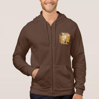 Autumn Bucks Zip Sweatshirt