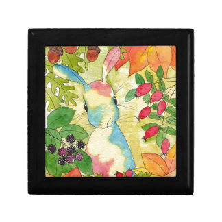 Autumn Bunny by Peppermint Art Gift Box