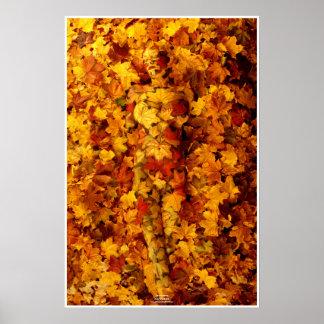 Autumn by Johannes Stötter Poster