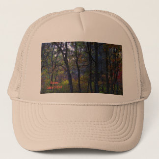 Autumn Camino St. Croix Trucker Hat