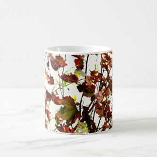 Autumn candy coffee mug