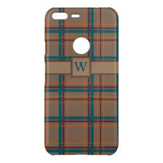 Autumn Chic Plaid Uncommon Smartphone Case