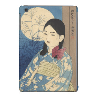 Autumn Child and Full Moon iPad Mini Covers