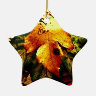 Autumn Christmas Ornament