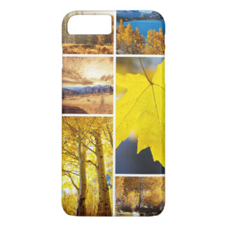 Autumn collage iPhone 8 plus/7 plus case
