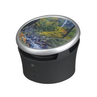 Autumn Color Along Starvation Creek Falls 2 Bluetooth Speaker