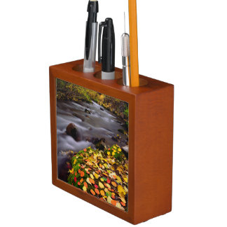 Autumn Colors along McGee Creek Desk Organiser