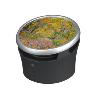 Autumn Colors At Independence State Park Bluetooth Speaker