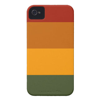 Autumn Colors custom Blackberry case