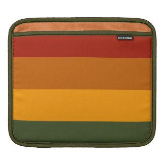 Autumn Colors custom iPad sleeve