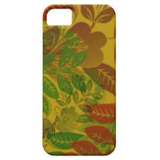 Autumn Colors Floral iPhone 5 Cover