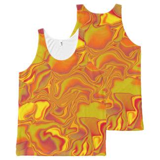 Autumn Colors Men's/Women's Tank Top