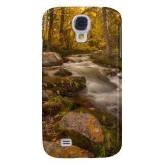 Autumn colors on Crestone Creek Galaxy S4 Case
