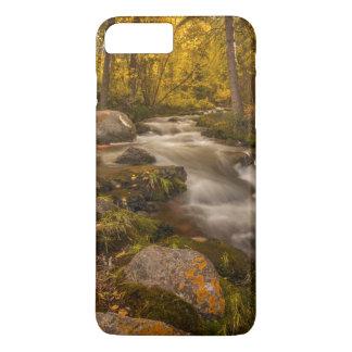 Autumn colors on Crestone Creek iPhone 8 Plus/7 Plus Case