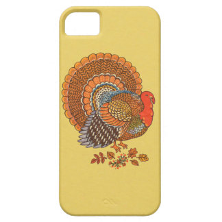 Autumn Colors Turkey Leaves iPhone 5 Covers