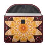 Autumn Corn Flower MacBook Pro Sleeve