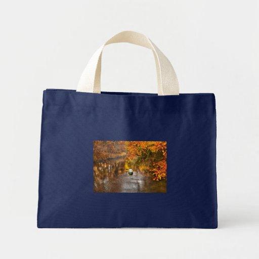 Autumn - Cranford, NJ - Exploring the unknown Canvas Bag
