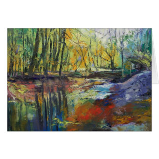 Autumn Creek Card