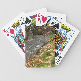 autumn creek Zaz jpg Bicycle Poker Deck