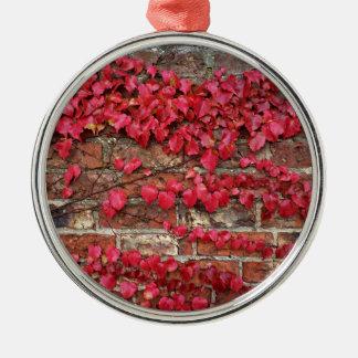 Autumn creepers christmas ornament