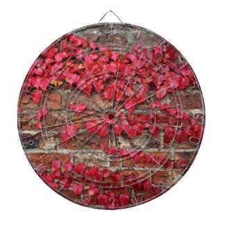 Autumn creepers dartboard