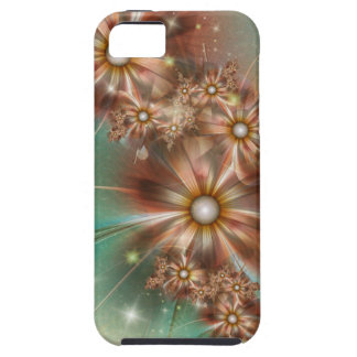 Autumn daisy case iPhone5 Case For The iPhone 5