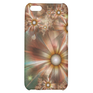 Autumn daisy iPhone 5C cases