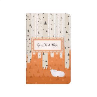 Autumn Daydream - Customizable Journal