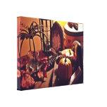 Autumn Decor Stretched Canvas Prints