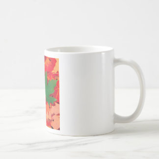 Autumn Dixie Forest Utah Basic White Mug