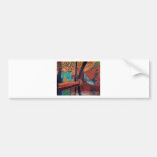 Autumn Dreams Bumper Sticker