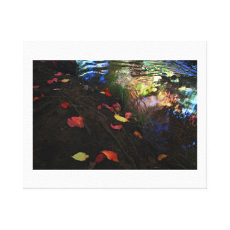 Autumn Dreams II Gallery Wrapped Canvas
