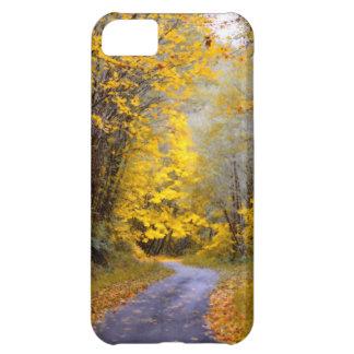 Autumn Drive iPhone 5C Case